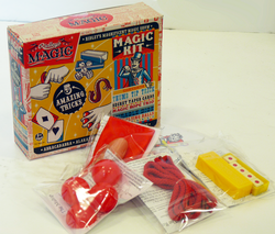 RIDLEYS RETRO MAGIC SET VINTAGE MAGIC SET TRICKS