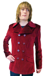 Velvet Breed Retro Sixties Mod Jacket