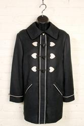 DAINTY JUNE WOMENS DUFFLE COAT RETRO SIXTIES MOD
