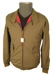 BARACUTA G9 HARRINGTON JACKET MOD CLOTHING RETRO
