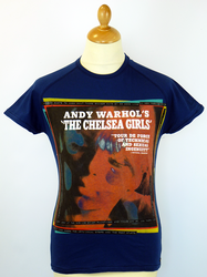 Drum ANDY WARHOL Chelsea Girls Art House Tee