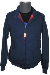 Baracuta G9 Slim Fit Jacket - Navy