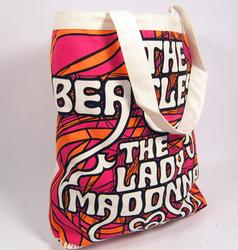 'Beatles Retro Shopper Bag' (Lady Madonna)