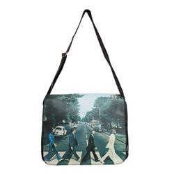 Abbey Road BEATLES Retro 60s Satchel Shoulder Bag
