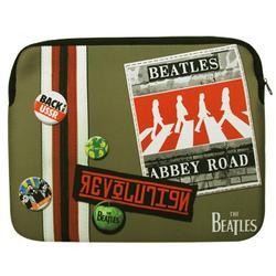 BEATLES Retro Abbey Road 15 inch Laptop Sleeve