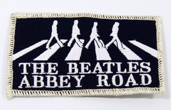 The Beatles Abbey Road Retro 60s Mod Sew On Patch
