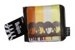 'Beatles Stripe Wallet'