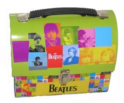 'Beatles Metal Carrier'