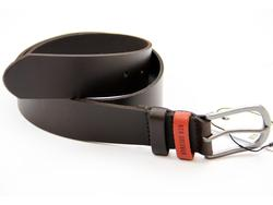 BEN SHERMAN Retro Mod Colour Keeper Belt BROWN