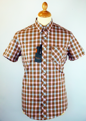 Classic Check BEN SHERMAN Mod Button Down Shirt P