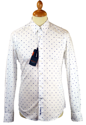 Paint Spot BEN SHERMAN Retro Mod Pop Art Shirt (W)