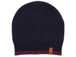 BEN SHERMAN Retro Tipped Wool Blend Beanie Hat