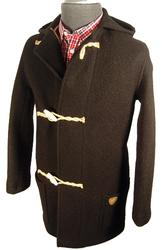 GLOVERALL GABICCI Limited Edition Duffle Coat (B)