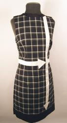 'Tune In  Dress' - Retro Sixties Mod EC STAR Dress