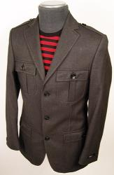 MENS CLOTHING GIBSON LONDON INDIE MOD JACKETS