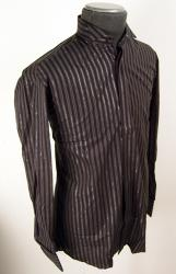 RETRO SEVENTIES TUXEDO SHIRT DOUBLE TWO VINTAGE
