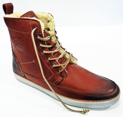 Brampton BLACKSTONE AM32 Sheepskin Lined Boots R