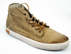 FM23 BLACKSTONE Retro Perforated Nubuck Boots (T)