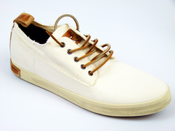 FM07 BLACKSTONE Retro Canvas Desert Low Sneakers O