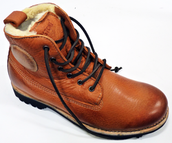 EM29 BLACKSTONE Goodyear Welted Retro Worker Boots