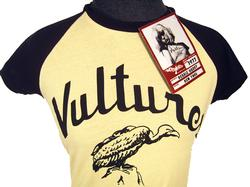 'Vultures' -Retro Blondie T-Shirt by Lost Property