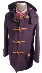 GLOVERALL GABICCI Limited Edition Duffle Coat (N)