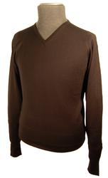 'Bower' - Retro Mens Jumper by JOHN SMEDLEY (B)