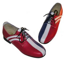 'Apollo' - Northern Soul Mod Bowling Shoes