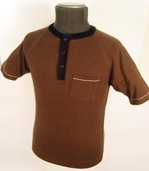 'Nugent' - Retro Mod Cycling Top by MADCAP ENGLAND