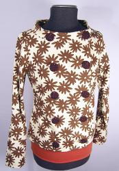 'Daisy Jacket -Retro Sixties Mod Jacket by EC STAR