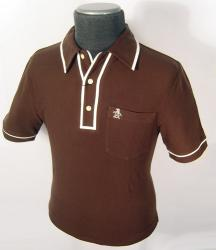'The Earl' -Mod Mens Polo by Original Penguin (DB)