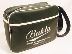 Bukta Vintage Manchester Retro Mod Flight Bag