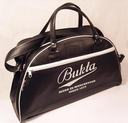 'Bowling Bag' - Retro Mod Bag by Bukta Vintage (B)