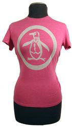 'Burn Out' - Womens T-Shirt by ORIGINAL PENGUIN P