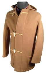 GLOVERALL GABICCI Limited Edition Duffle Coat (C)