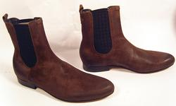 'Shilling' - Mens Mod Chelsea Boots by BEN SHERMAN