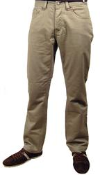 'Avi' - Retro Mens Trousers by MERC LONDON