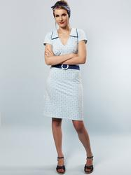 Chloe MADEMOISELLE YEYE Retro 60s Mod Dress