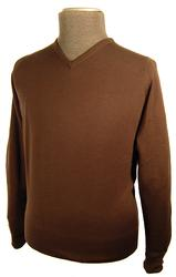 'Bower' - Retro Mens Jumper by JOHN SMEDLEY (C)