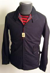 'Baracuta G4 Jacket' MADE IN ENGLAND (Dark Navy)