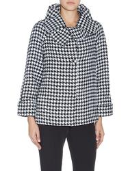 Karmen DARLING Retro Mod Short Dogtooth Coat