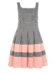 Kelly DARLING Retro Vintage Flare Prom/Tea Dress