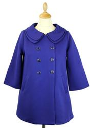 Myleene Coat DARLING Retro 60s Mod Swing Coat