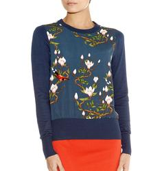 Tia Jumper DARLING Retro Printed front Jumper