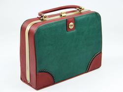 Romi DARLING Retro 60s Vintage Travel Handbag (B)