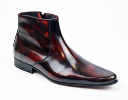 Muswell DELICIOUS JUNCTION Mod Zip Chelsea Boots