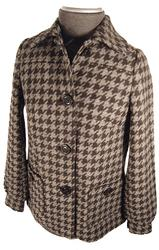 'Maxim' - Retro Mod Swing Coat by BEN SHERMAN