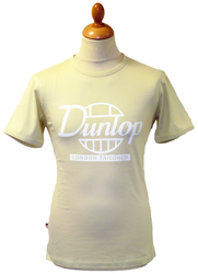 London Tailored DUNLOP RETRO Indie Logo T-Shirt