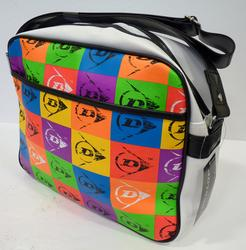 'Warhol' DUNLOP Retro Pop Art Indie Shoulder Bag