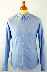 The Connolly FARAH 1920 Retro Mod Oxford Shirt CB